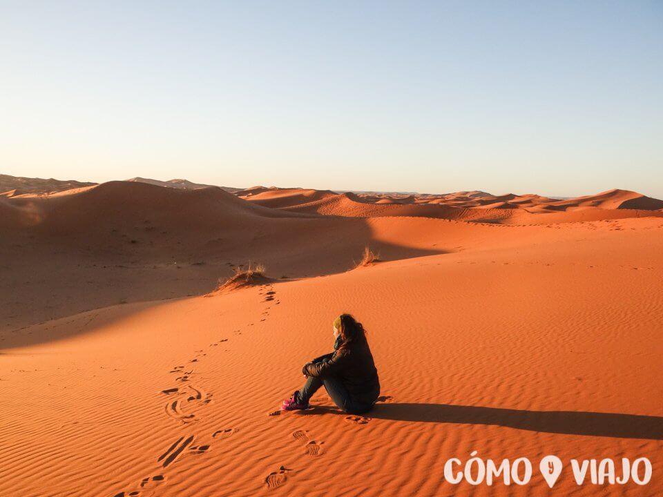 Cómo llegar al Desierto del Sahara desde Marrakesh o Fez