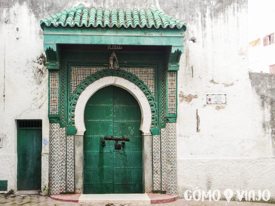 Consejos para viajar a Tánger Marruecos