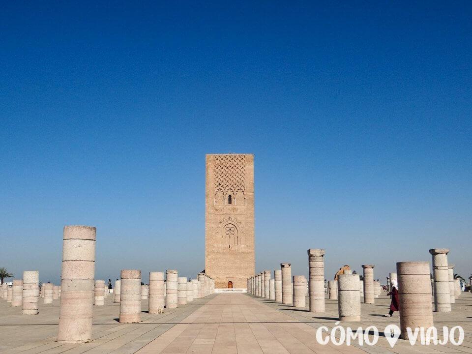 Mausoleo de Rabat