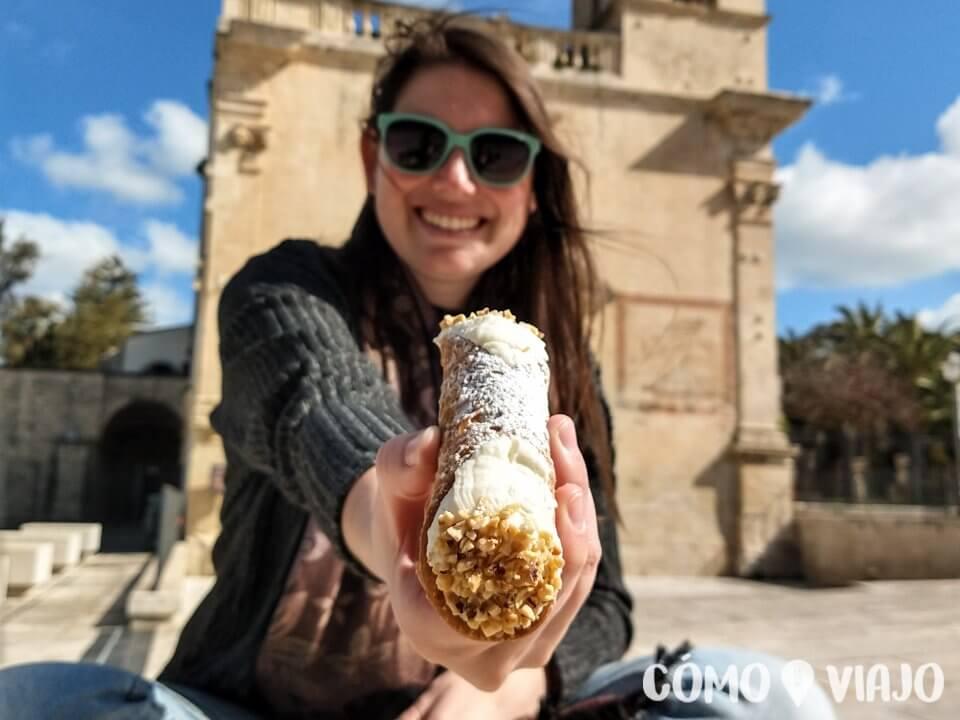 Qué hacer en Sicilia comer en Sicilia