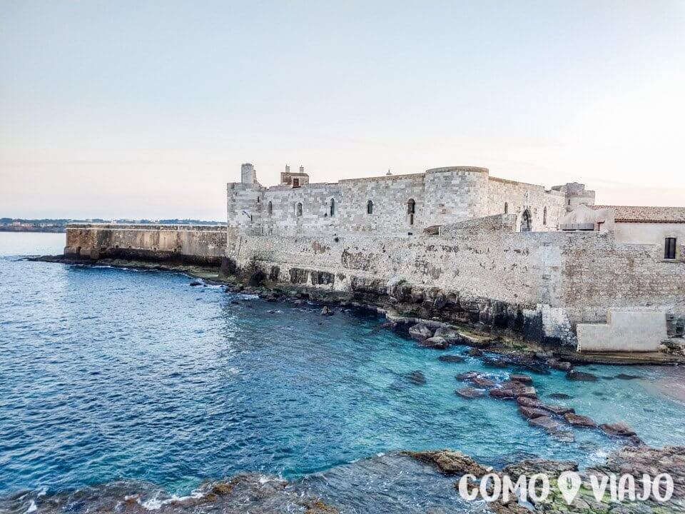 Qué hacer en Sicilia costa de Siracusa