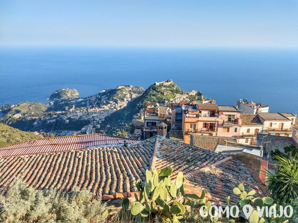 Qué hacer en Sicilia disfrutar de las vistas