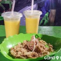 Comer en Karimunjawa, Indonesia