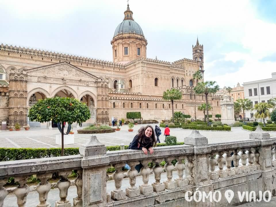 Catedral de Palermo, en ruta por Sicilia