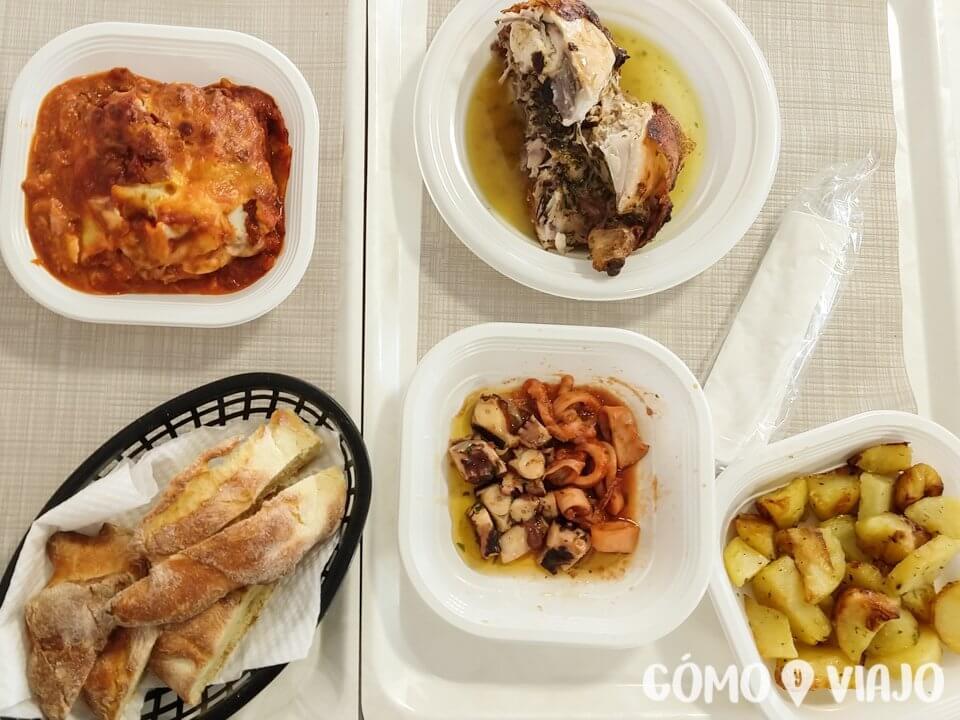 Comer en ruta por Sicilia