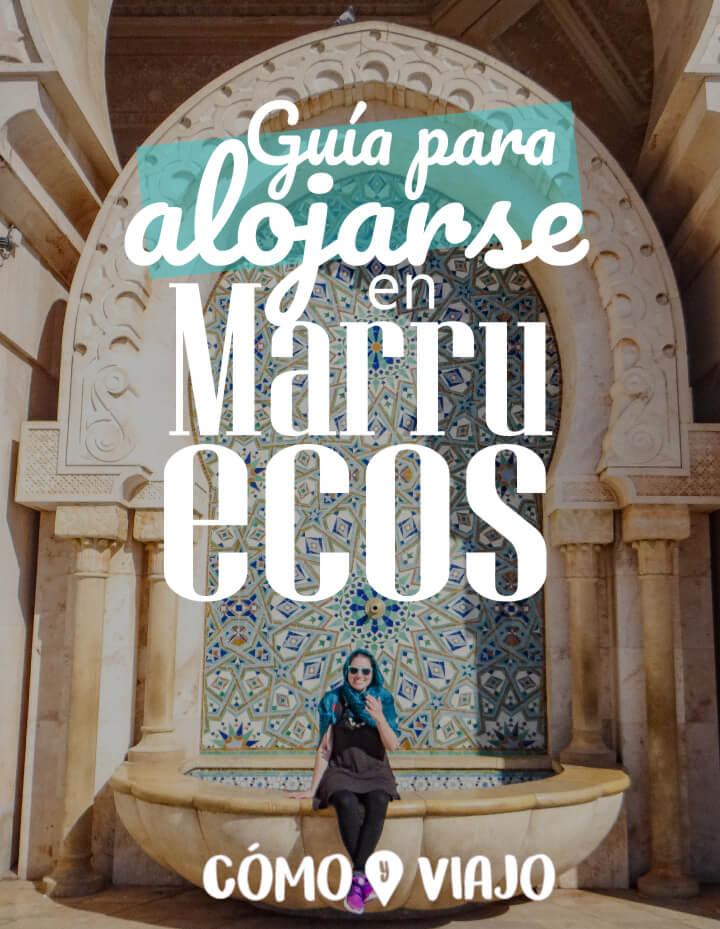 Alojamiento-Marruecos