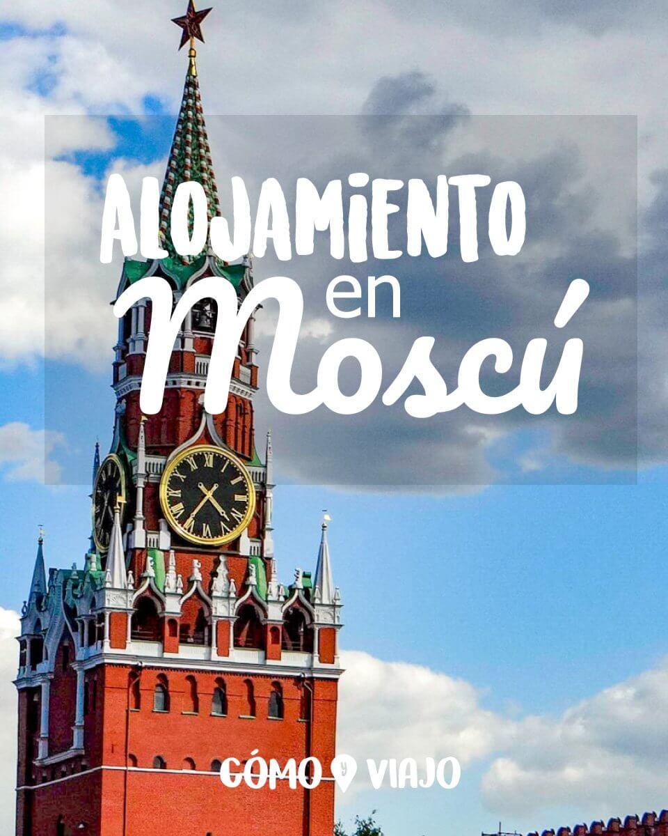 Alojamiento-Moscú