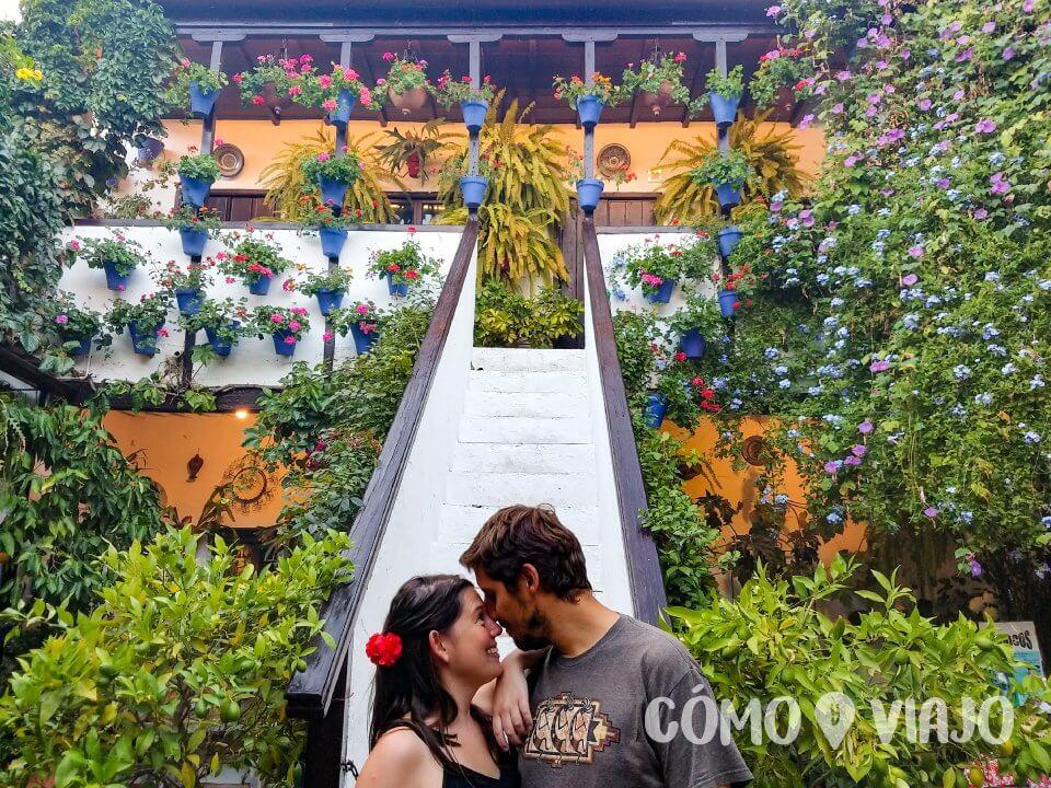 Jardines Cordobeses en el sur de España