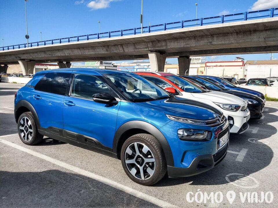 Recorrer el sur de España en auto