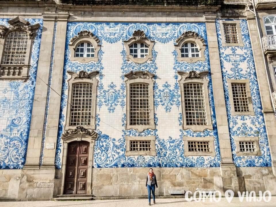Murales de azulejos en Porto, Portugal