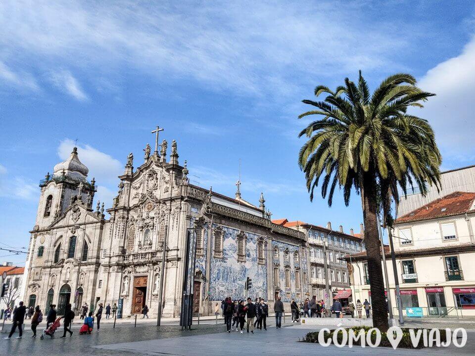 Qué hacer en Oporto ver azulejos