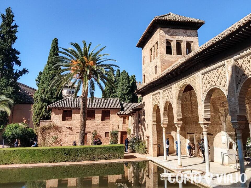Visitar la Alhambra en Granada