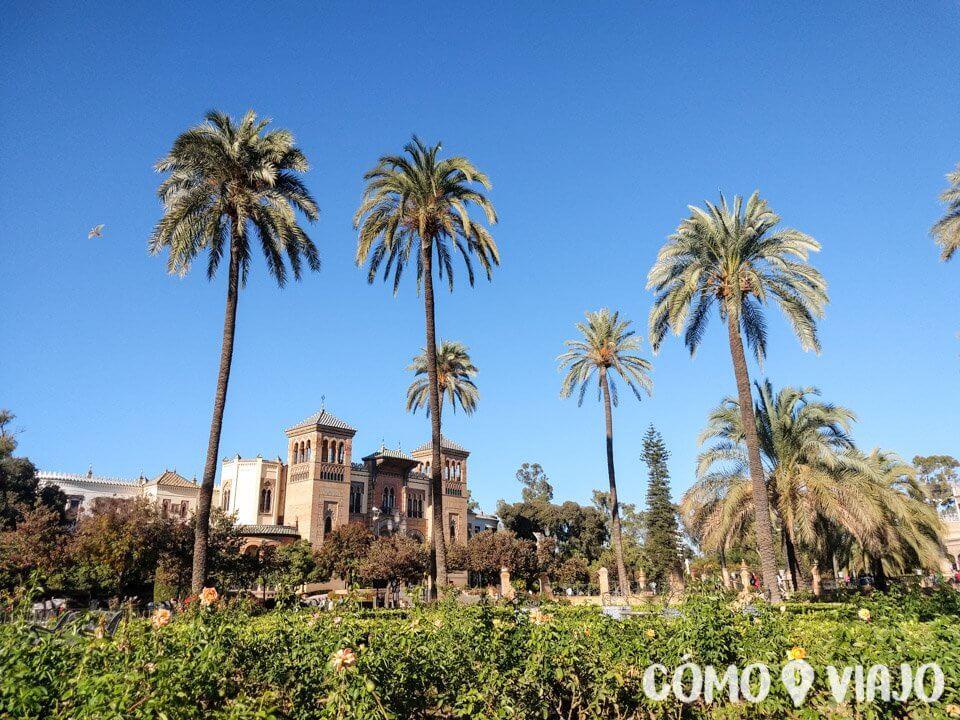 Parque María Luisa de Sevilla