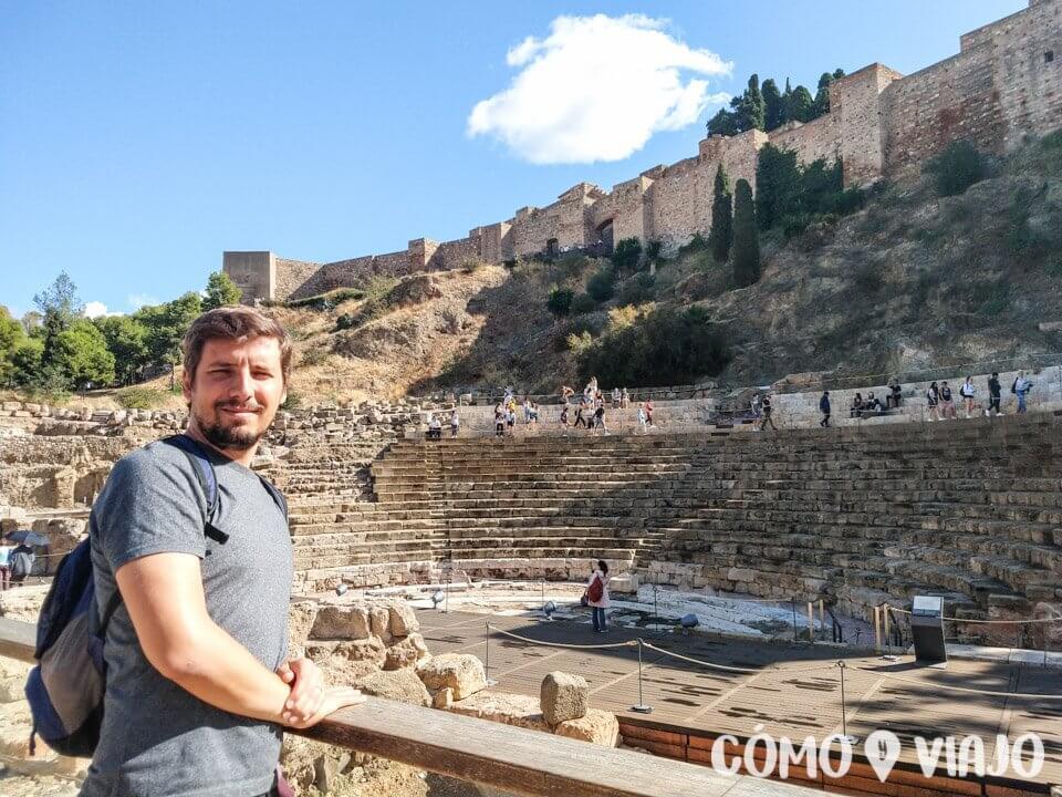 Teatro Romano de Málaga en qué hacer en Málaga en un día